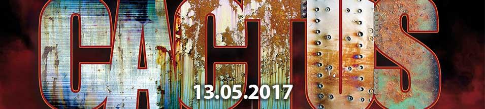 Cactus (USA) | 13.05.2017 | Club Tante JU, Dresden | Konzert