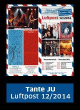 Tante JU   Luftpost 12/2014