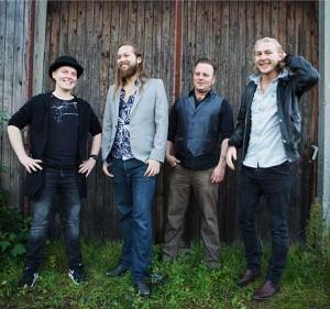 Leif de Leeuw Band (NL) // Club Tante JU // Konzert