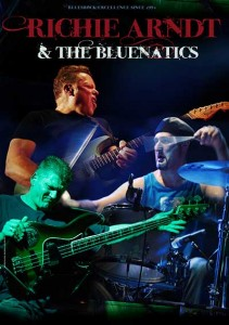 Richie Arndt & Bluenatics (D) // Club Tante JU // Konzert