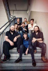 Henrik Freischlader Band | Club Tante JU, Dresden | Konzert | (c) Timo Wilke