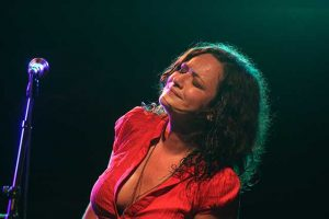 Meena Cryle (A) // Club Tante Ju // Dresden // Konzert