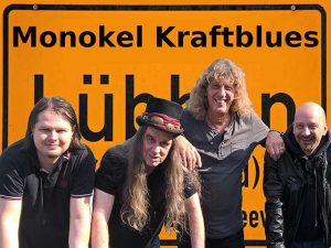 MONOKEL   Die Kraftblues – Legende zum  40 – jährigen Bühnenjubiläum   Club Tante JU Dresden   Konzert