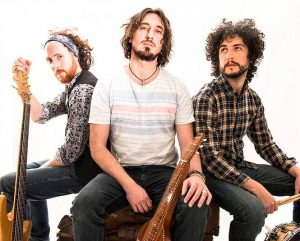 Wille and the Bandits (UK) | Club Tante JU Dresden | Konzert
