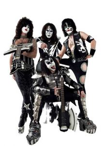 Kiss Forever Band | 21th Anniversary Tour 2017 | Club Tante JU, Dresden | Konzert