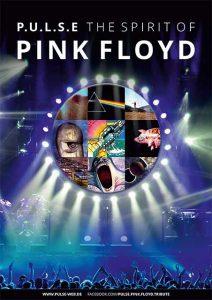 PULSE (D) - The Spirit of Pink Floyd   Club Tante JU, Dresden   Konzert