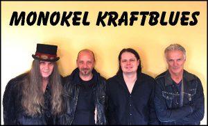 Monokel   Kraftblues - Legende   Club Tante JU, Dresden   Konzert