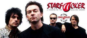 Starfucker | A Tribute To The Rolling Stones | 20 Jahre Jubiläum | Club Tante JU, Dresden | Konzert