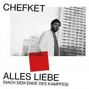 Chefket | Alles Liebe Tour 2018 | Club Tante JU, Dresden | Konzert