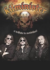 Kilminister (D) – A Tribute To Motörhead   Tante JU, Dresden   Konzert