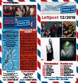 Programmheft Dezember 2018 | Club Tante JU, Dresden | Konzerte