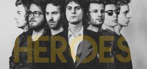 Heroes - Bowie Tribute (D)   Club Tante JU, Dresden   Konzert