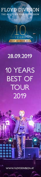 28.09.2019 | Floyd Division | 10 YEARS - BEST OF TOUR 2019 | Club Tante JU, Dresden