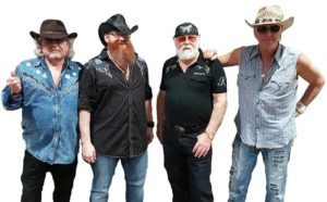 CCR – CREEDENCE CLEARTWATER REVIVED feat. JOHNNY GUITAR WILLIAMSON   Club Tante JU, Dresden   Konzert
