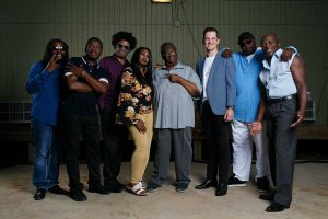 The BB King Blues Band feat Michael Lee (USA)   Club Tante JU, Dresden   Konzert
