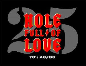Hole Full Of Love | 70´s AC/DC | Club Tante JU, Dresden | Konzert