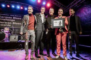 The Bluesanovas (D)  German Blues Challenge Winner 2019