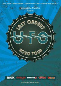 UFO | Last Orders 2020 Tour | Club Tante JU, Dresden | Konzert