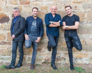 Zed Mitchell & Band | Club Tante JU, Dresden